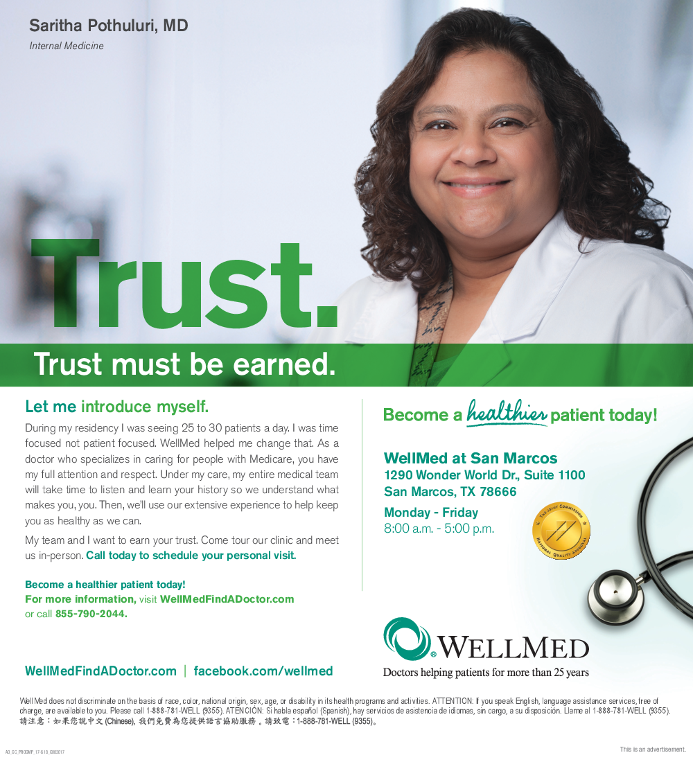 Internal Medicine by WellMed in San Marcos, Texas