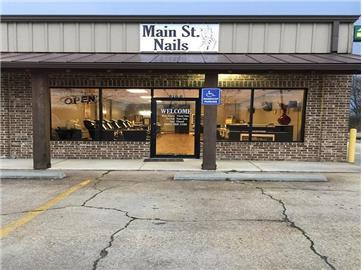 Main Street Nails - Tupelo, Mississippi