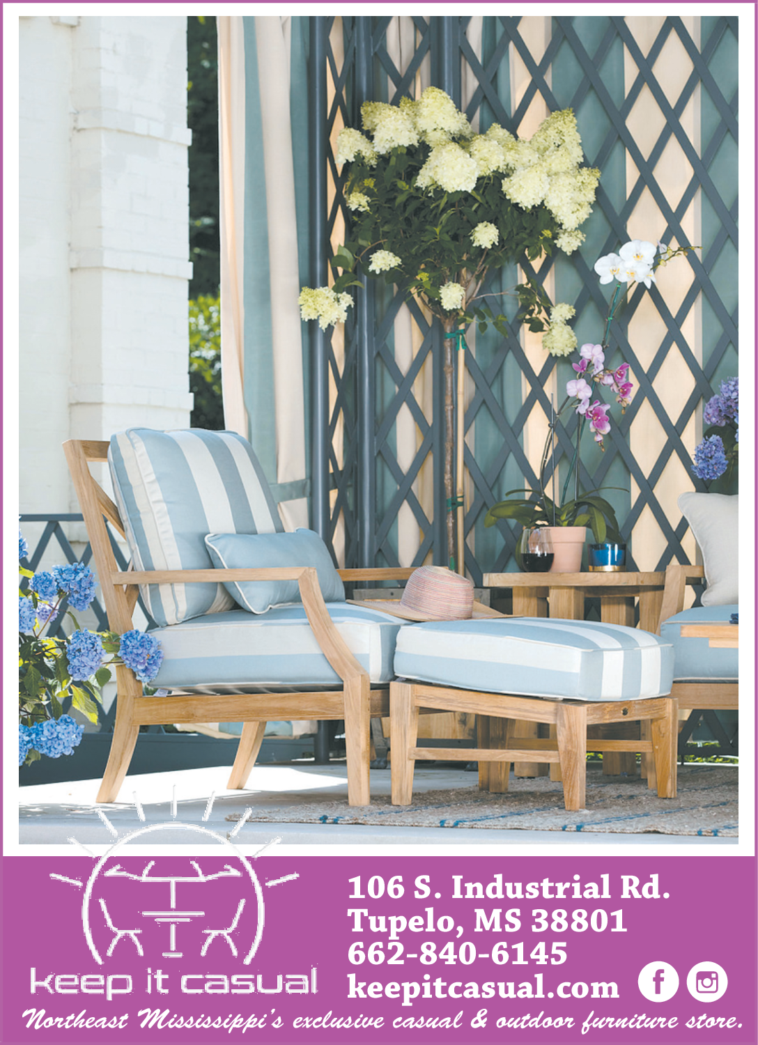 Charmant Casual U0026 Outdoor Furniture Store In Tupelo, MS, Furniture   Keep It Casual