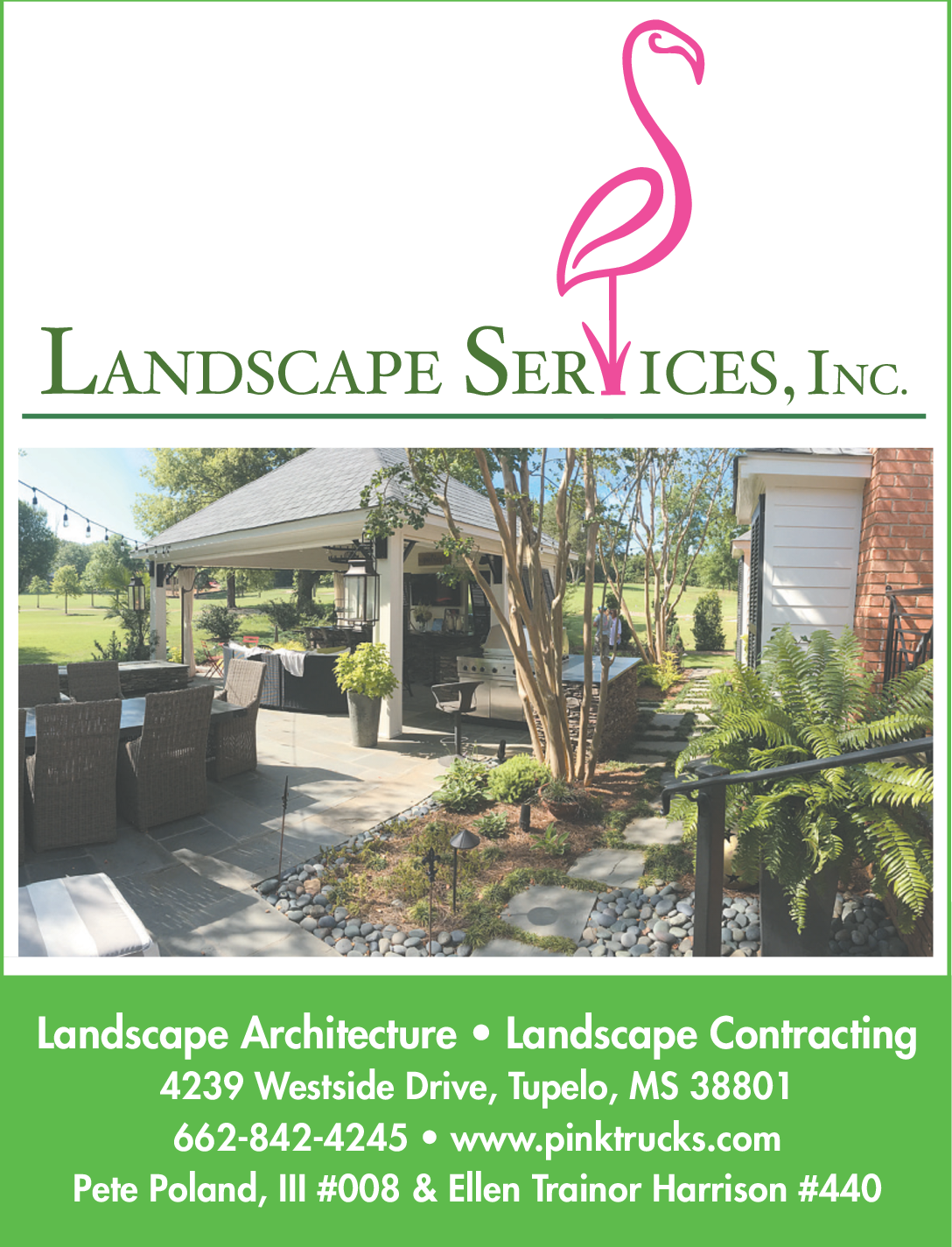 Landscape Contracting And Architecture Services in Tupelo, MS, Landscape &  Sprinklers - LANDSCAPE SERVICES,INC - Landscape Contracting And Architecture Services In Tupelo, MS
