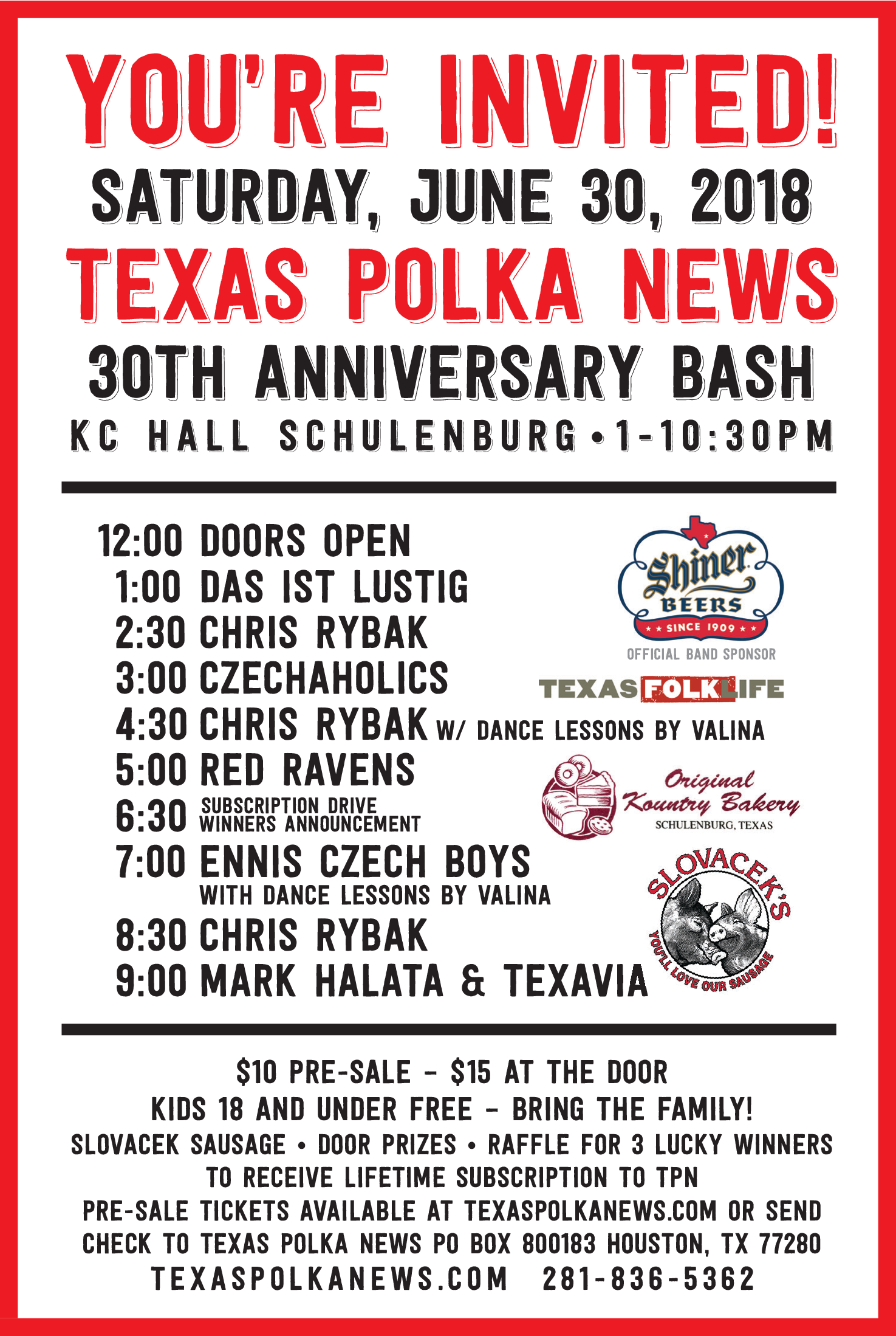 30th Anniversary Celebration In Houston Tx Newspapers Texas