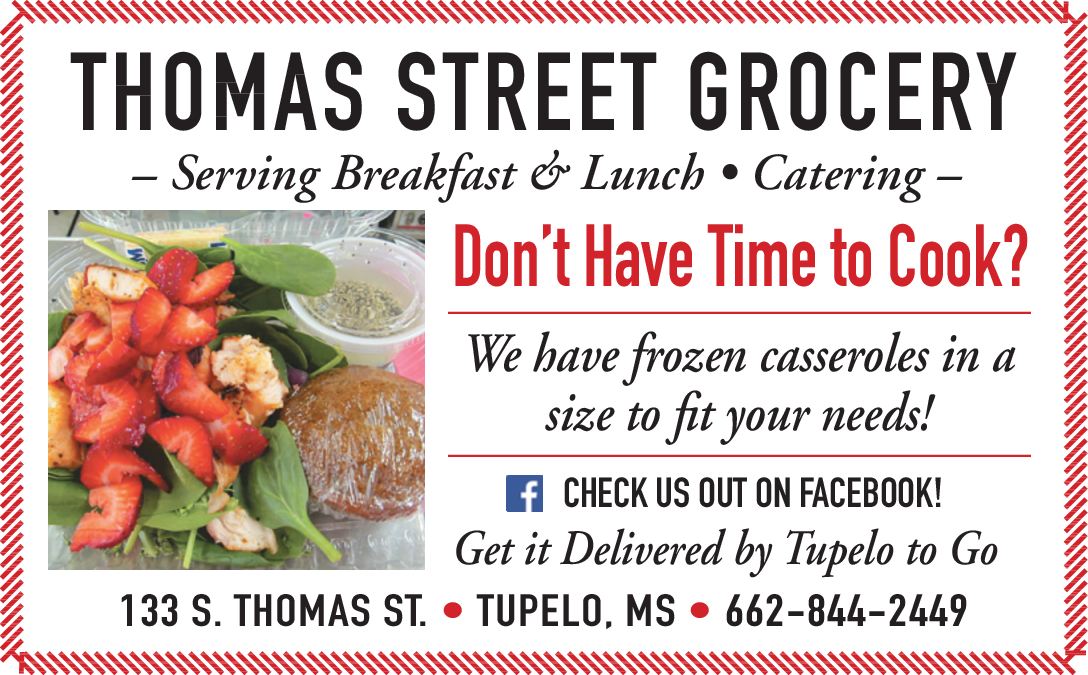 Serving Breakfast Lunch Catering Services In Tupelo Ms Grocery