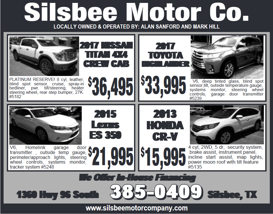 Silsbee Motor Company >> Offer In House Financing On Cars In Silsbee Tx Automotive