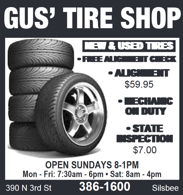 Tire Places Open On Sunday >> New Used Tires Available In Silsbee Tx Tire Wheel Gus Tire Shop