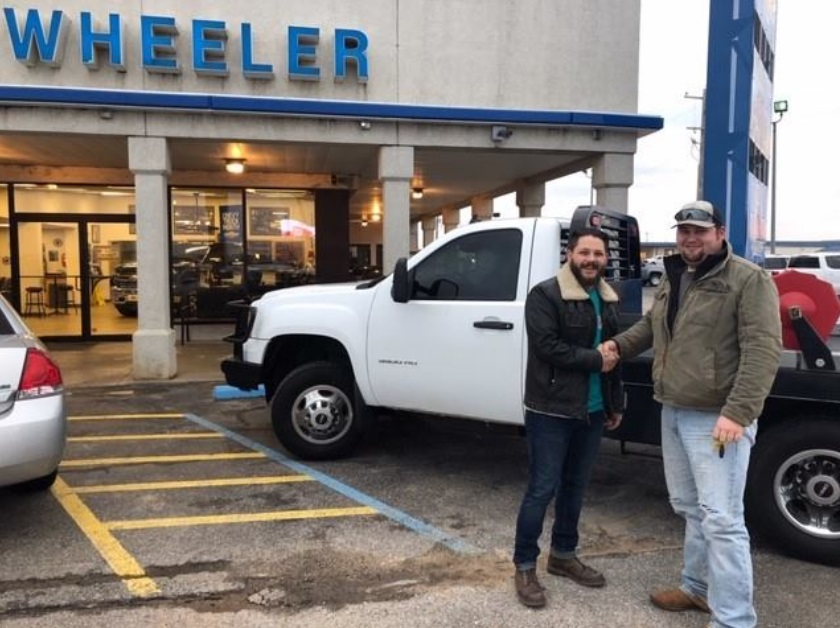 Wheeler Chevrolet Hinton Oklahoma