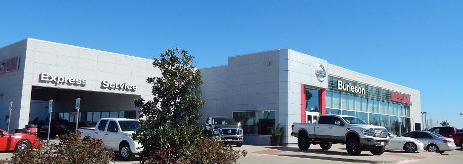 Nissan Of Burleson >> Burleson Nissan Burleson Texas