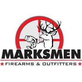 Image result for marksman firearms logo